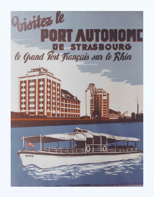 L 39 histoire de batorama de 1937 aujourd 39 hui - Port autonome recrutement ...