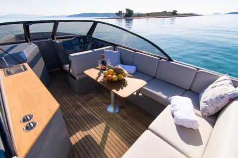 NAO - Yacht électrique de Batorama